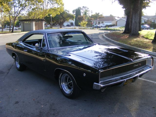 1968 Charger For Sale >> 1968 Dodge Charger R/T clone Bullitt mopar for sale: photos, technical specifications, description
