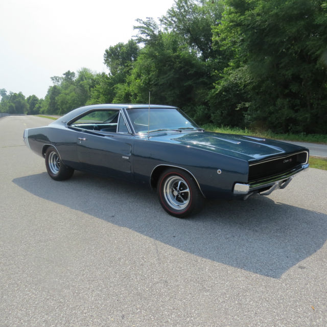 1968 dodge charger r t hemi j code car for sale photos technical specifications description. Black Bedroom Furniture Sets. Home Design Ideas