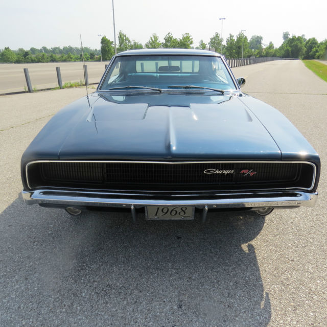 1968 Dodge Charger Hemi For Sale: 1968 DODGE CHARGER R/T HEMI J CODE CAR For Sale: Photos