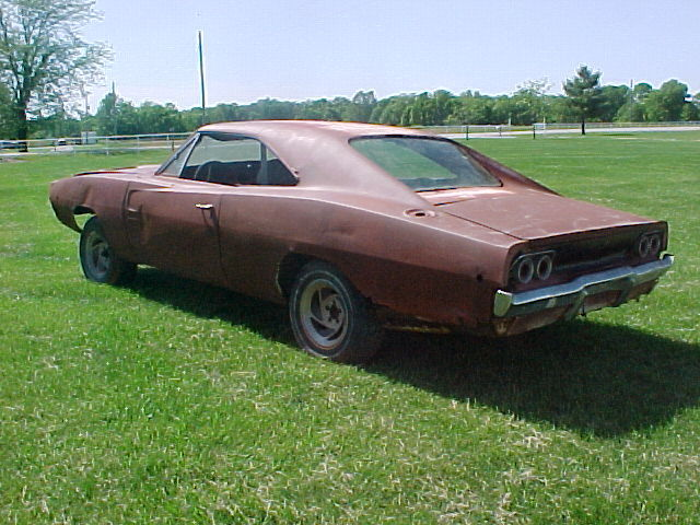1968 dodge charger you can dukes of hazzard hemi r t great project for sale photos. Black Bedroom Furniture Sets. Home Design Ideas