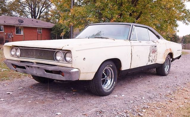 1968 dodge coronet project mopar muscle car for sale photos technical specifications description. Black Bedroom Furniture Sets. Home Design Ideas