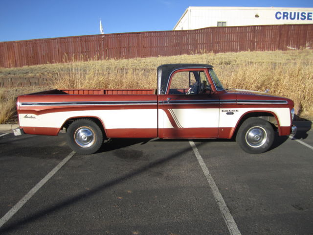 1968 Dodge Other Pickups Adventurer