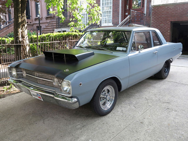 1968 Dodge Dart Two Door Sedan