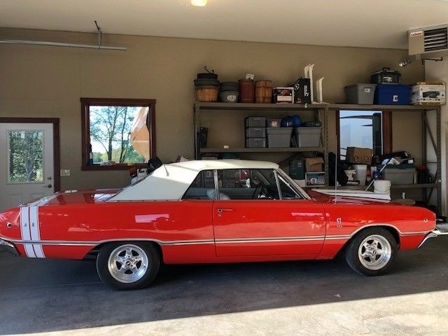 1968 Dodge Dart -CONVERTIBLE-GT-NEW INTERIOR-HEMI ORANGE-AWESOME M