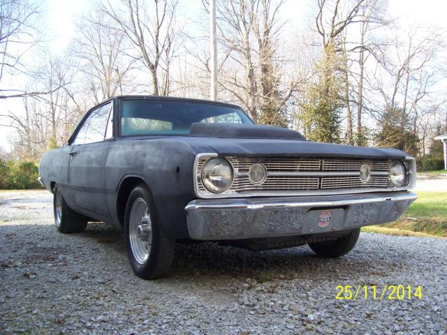 1968 Dodge Dart GT Street n Strip Mopar 8 3/4 rearend disc