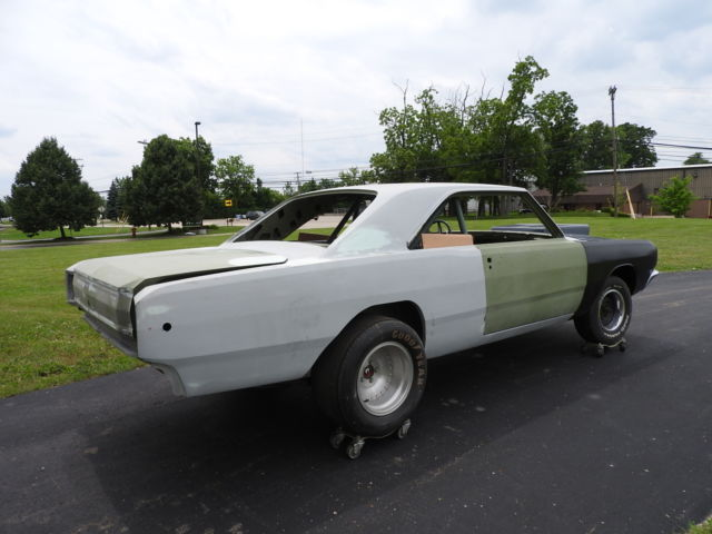 1968 Dodge Dart Super Stock Hemi Tribute Project For Sale