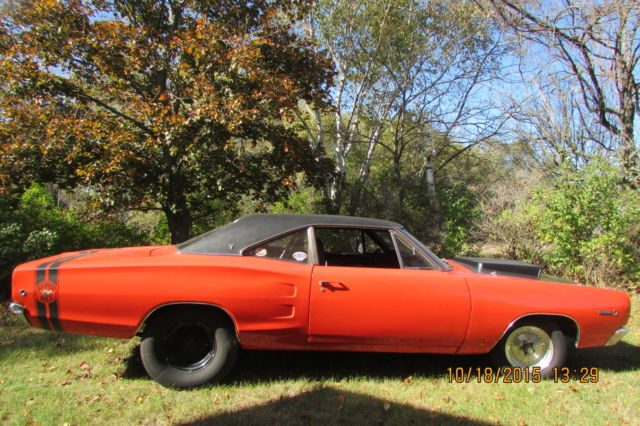1968 Dodge Coronet Super Bee 2Dr Post Sedan