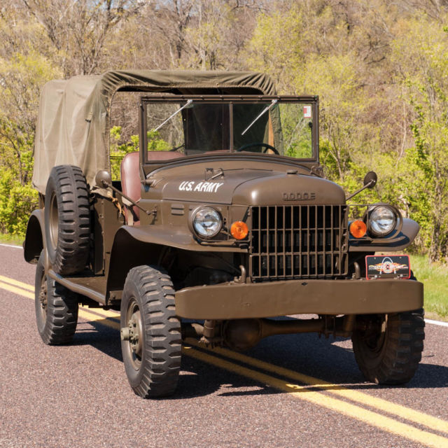 1968 Dodge M601 Troop Hauler