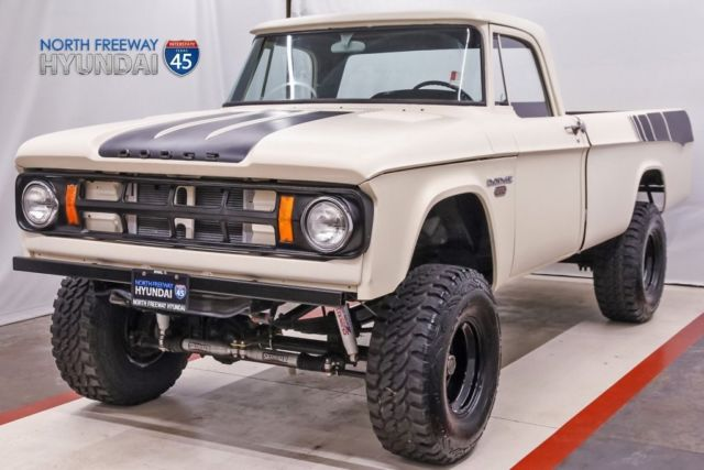 1968 Dodge Power Wagon --