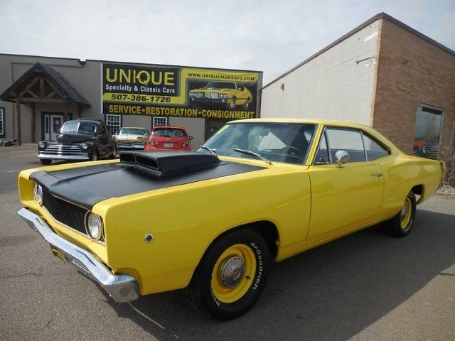 1968 Dodge Coronet 2dr Hardtop Tribute