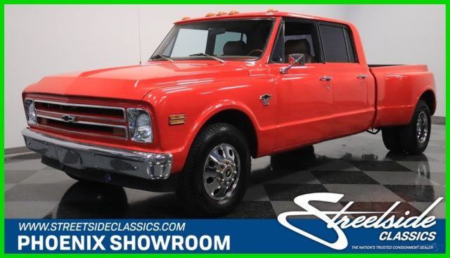 1968 Chevrolet C30 Dually Custom