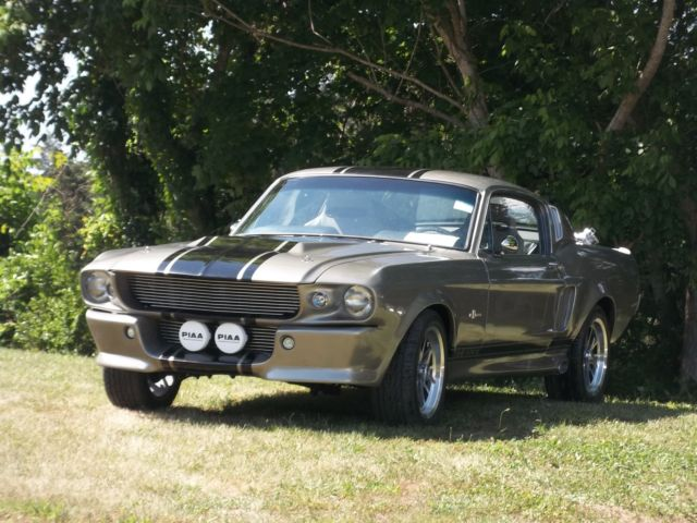 1968 Ford Mustang GT500 Eleanor