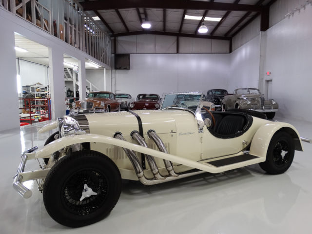 1968 Other Makes Excalibur SS Roadster, ONLY 10,589 ACTUAL MILES!