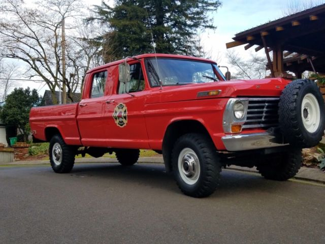 1968 Ford F-250 XLT RANGER CUSTOM
