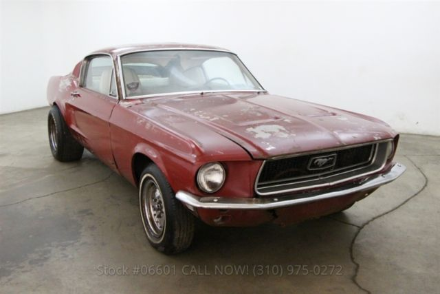 1968 Ford Mustang Fastback 289