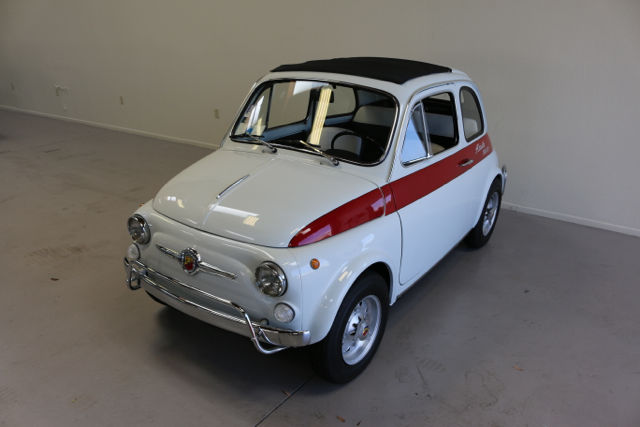 1968 fiat 500 abarth fiat 595 abarth for sale photos technical specifications description. Black Bedroom Furniture Sets. Home Design Ideas