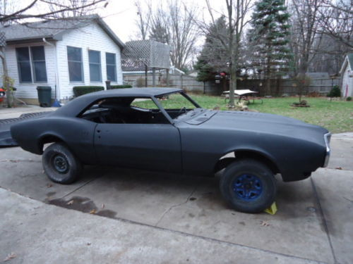 1968 Firebird Shell For Sale Photos Technical