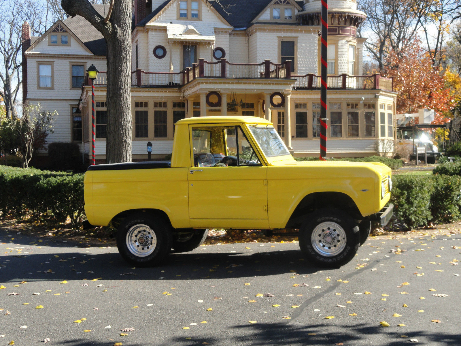 1968 ford bronco for sale photos technical specifications description. Black Bedroom Furniture Sets. Home Design Ideas