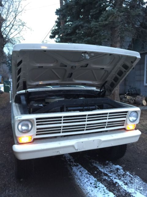 Ford F L Straight Six X on Ford 300 Straight 6 Engine For Sale