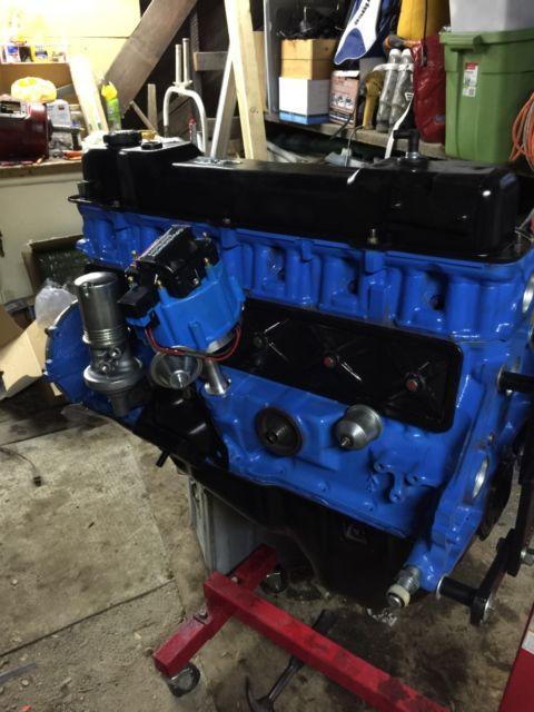 Ford F L Straight Six X