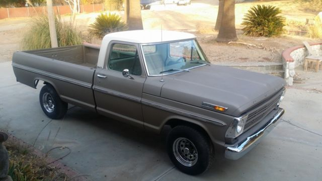 1968 Ford Truck Vin Decoder 1 - Ford F Pick Up Truck - 1968 Ford Truck Vin Decoder 1