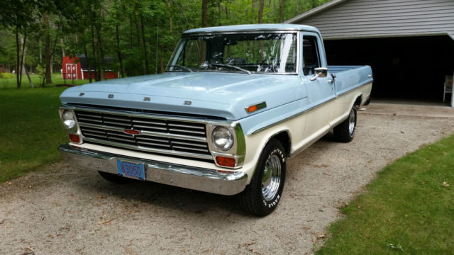 1968 FORD F100 Ranger truck F150 for sale: photos ...