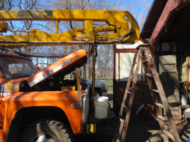 Used Cars Sioux City >> 1968 FORD F600 4X4 NAPCO Dump Truck for sale: photos ...