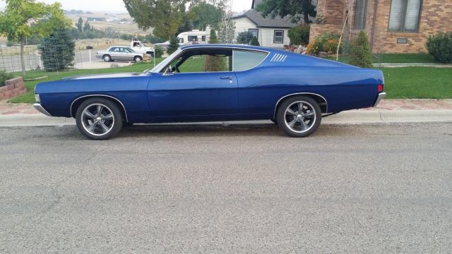 1968 Ford Fairlane Fastback For Sale Photos Technical