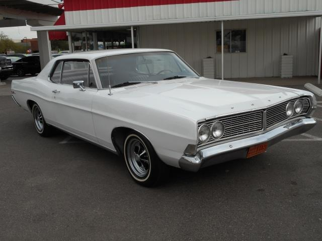 1968 Ford Galaxie N/A