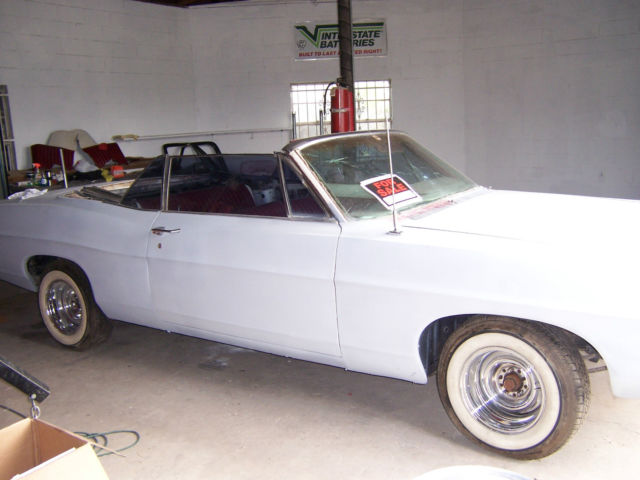 1968 Ford Galaxie Galaxie 500