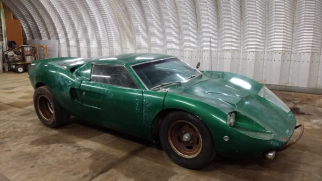 1968 Ford GT40 replica for sale: photos, technical
