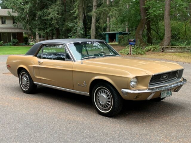 1968 Ford Mustang 289 Automatic SURVIVOR 128K ORIGINAL SELL WORLDWIDE