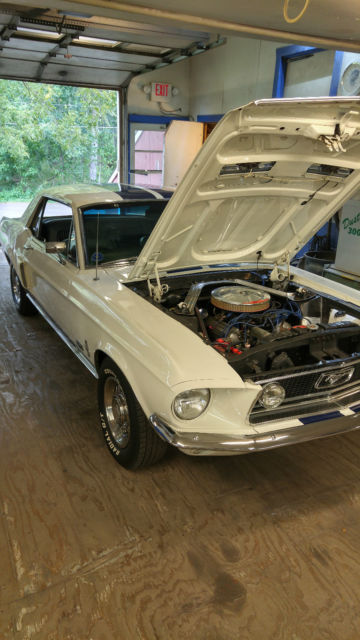 1968 Ford Mustang Standard