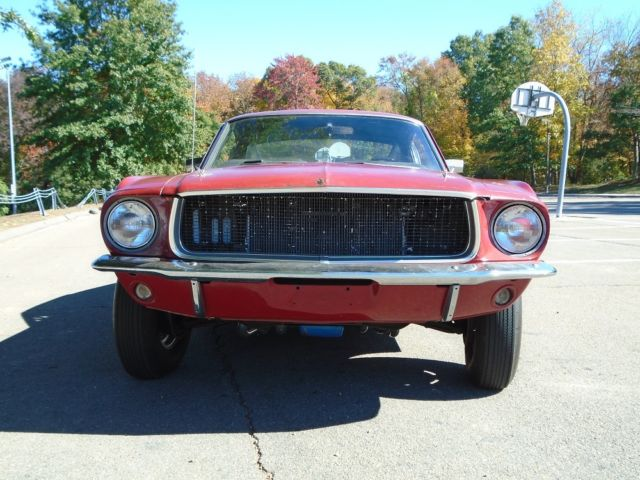 Old Cars For Sale Stock Photos Old Cars For Sale Stock: 1968 Ford Mustang Fastback 428 Cobra Jet C/Stock Auto