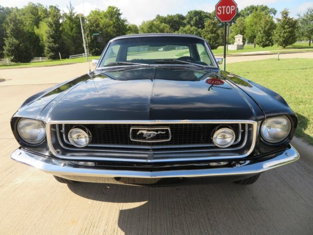 1968 Ford Mustang GT 289 Auto w/ Power Steering