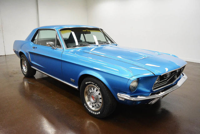 1968 Ford Mustang GT 390 S-Code --