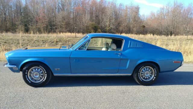 1968 Ford Mustang 390 Gt 2 2 Fastback | Top New Car Release Date