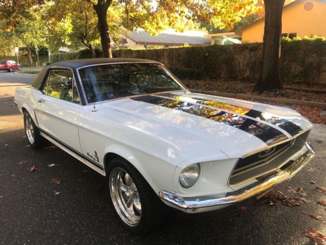 1968 Ford Mustang Base Hardtop 2-Door