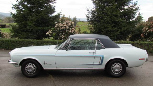 1968 Ford Mustang Special Promotion A Package