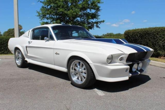 1968 Ford Mustang Tribute