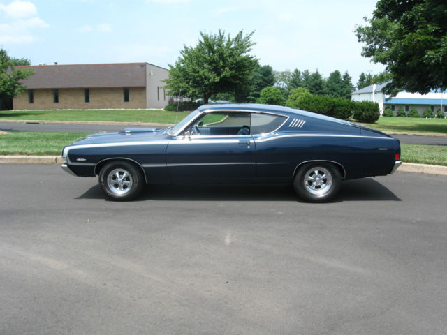 1968 Ford Torino GT 2 Dr Hardtop Fastback for sale: photos
