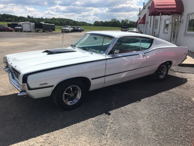 1968 Ford Torino GT, 390, Automatic, Rebuilt engine and