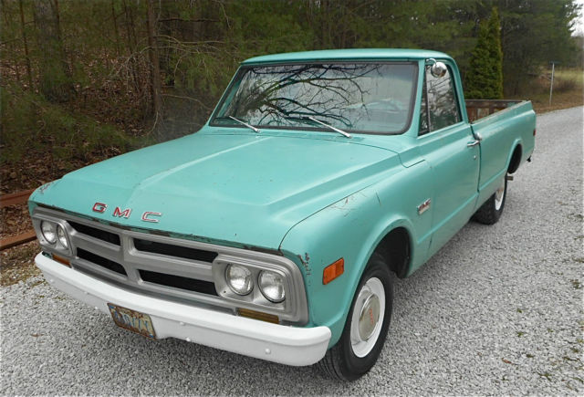 1968 GMC Other C1500
