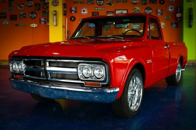 1968 GMC 1500 SWB Frame Off Restoration
