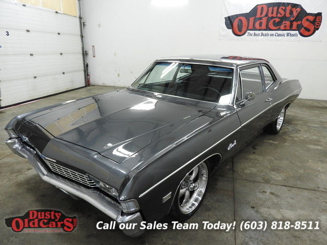 1968 Chevrolet Bel Air/150/210 Runs Body Inter Excel 327V8 4spd Strip Ready