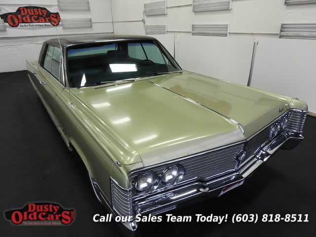 1968 Chrysler Imperial Runs Drives Body Inter Vgod 440V8 3spd