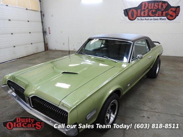 1968 Mercury Cougar Runs Drives Great Excellent Condition X Code