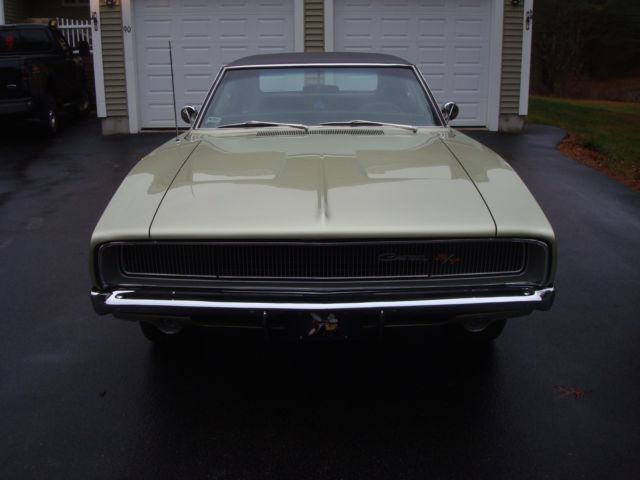 1968 Dodge Charger Hard Top