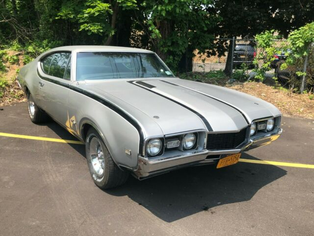 1968 Hurst/Olds A/C Car for sale: photos, technical