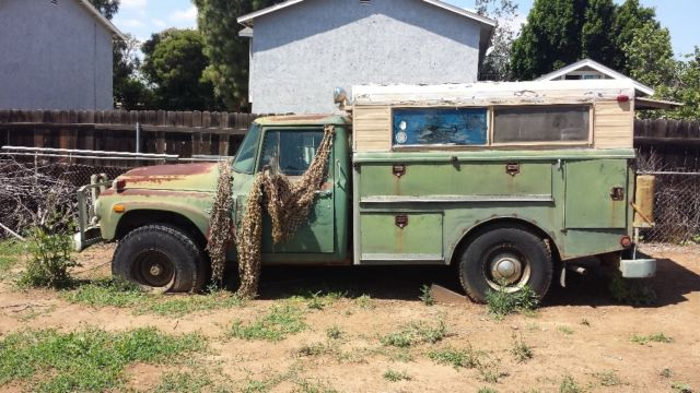 1968 International Harvester Other 1500 pickup truck